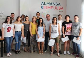 Abierta 2ª fase del PROGRAMA LOCAL DE FORMACIÓN PRÁCTICA EN EMPRESAS PARA JÓVENES EDUSI ALMANSA IMPULSA 2018-2019