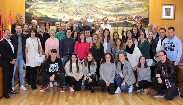 Comienza la tercera fase del programa local de formación práctica en empresas con 26 jóvenes.
