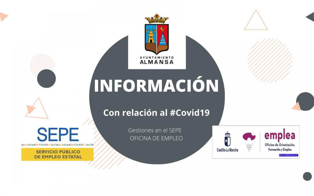 #Actualización – Información de Interés por el Estado de Alarma Covid19 de otras Administraciones en Materia de Empleo