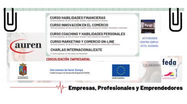 Cursos de Formación para Empresas, Profesionales y Emprendedores | Centro de Empleo del Ayto. de Almansa – Consolidación Empresarial