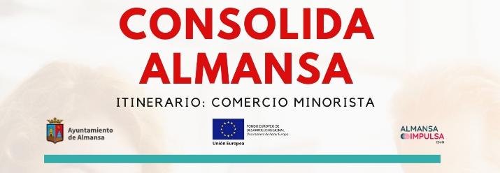 Curso Gratuito de Comercio Minorista | CONSOLIDA ALMANSA