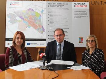 PROGRAMA LOCAL DE FORMACIÓN PRÁCTICA EN EMPRESAS PARA JÓVENES EDUSI ALMANSA IMPULSA 2018-2019