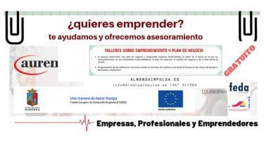 TALLERES DE EMPRENDIMIENTO Y PLAN DE NEGOCIO | Talleres gratuitos