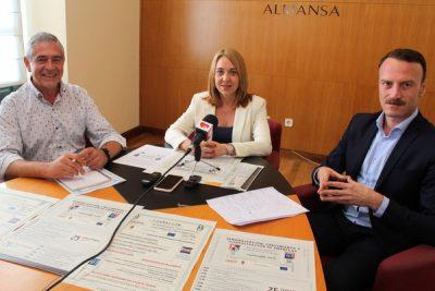 El área de Empleo organiza las Jornadas «Almansa Impulsa-T» los días 25 y 26 de septiembre.