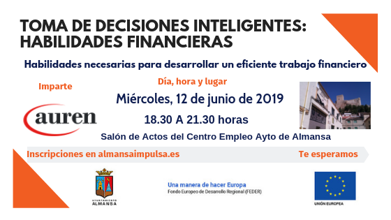 Habilidades Financieras – Toma de decisiones inteligentes | Inscripción