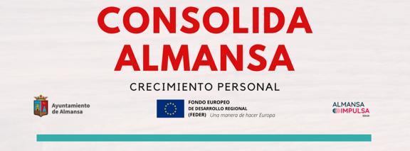 CURSO GRATUITO DE CRECIMIENTO PERSONAL | CONSOLIDA ALMANSA